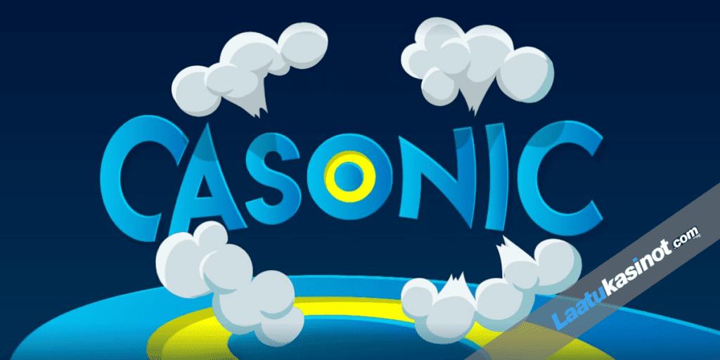 Casonic nettikasino lopettaa toimintansa