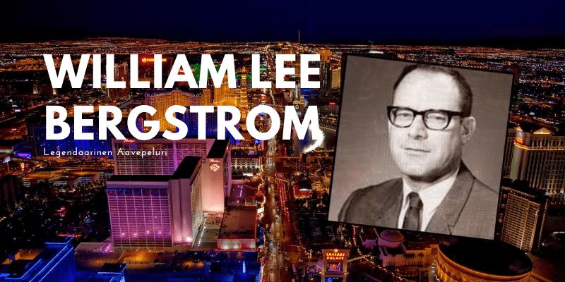 William Lee Bergstrom