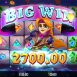 crystal quest arcane tower big win