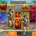 Dinosaur Rage Kolikkopeli