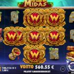 The Hand of Midas Voita