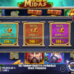 The Hand of Midas Ilmaiskierroksia