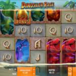Dinosaur Rage Kolikko peli