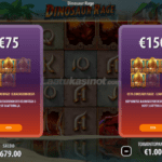 Dinosaur Rage osta bonus