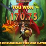 Dinosaur Rage Peli