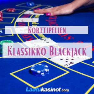 Klassikko Blackjack