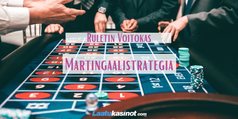 Ruletin Voitokas Martingaalistrategia