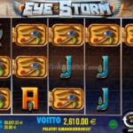 Eye of the Storm Voitot