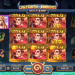 Labyrinth of Knossos Multijump ilmaiskierroksia