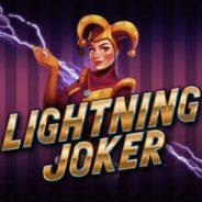 Lightning Joker Ilmaiskierrokset