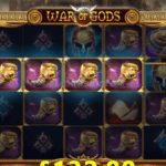 War of Gods Kolikkopeli