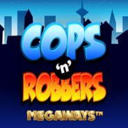 Cops and Robbers Megaways 400x300