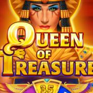 Queen of Treasure ilmaiskierroksia