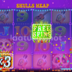 Skulls Heap 4