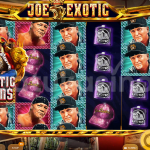Joe Exotic Kolikkopeli